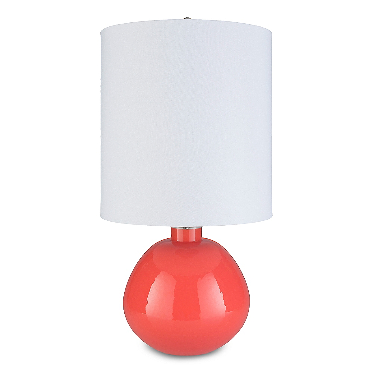 Dottie Table Lamp - Red