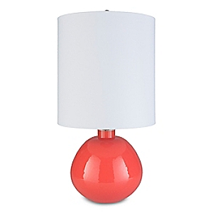 Table lamp task lamp maine cottage dottie table lamp red aloadofball Choice Image