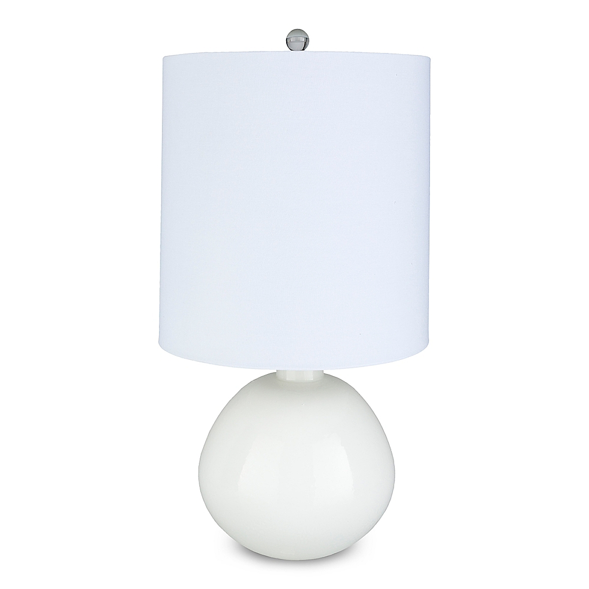 Dottie Table Lamp - White