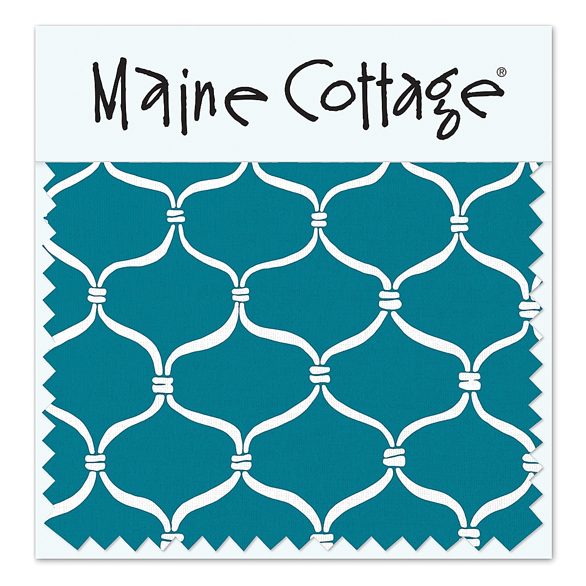 Cast-a-Net: Lagoon (swatch card)