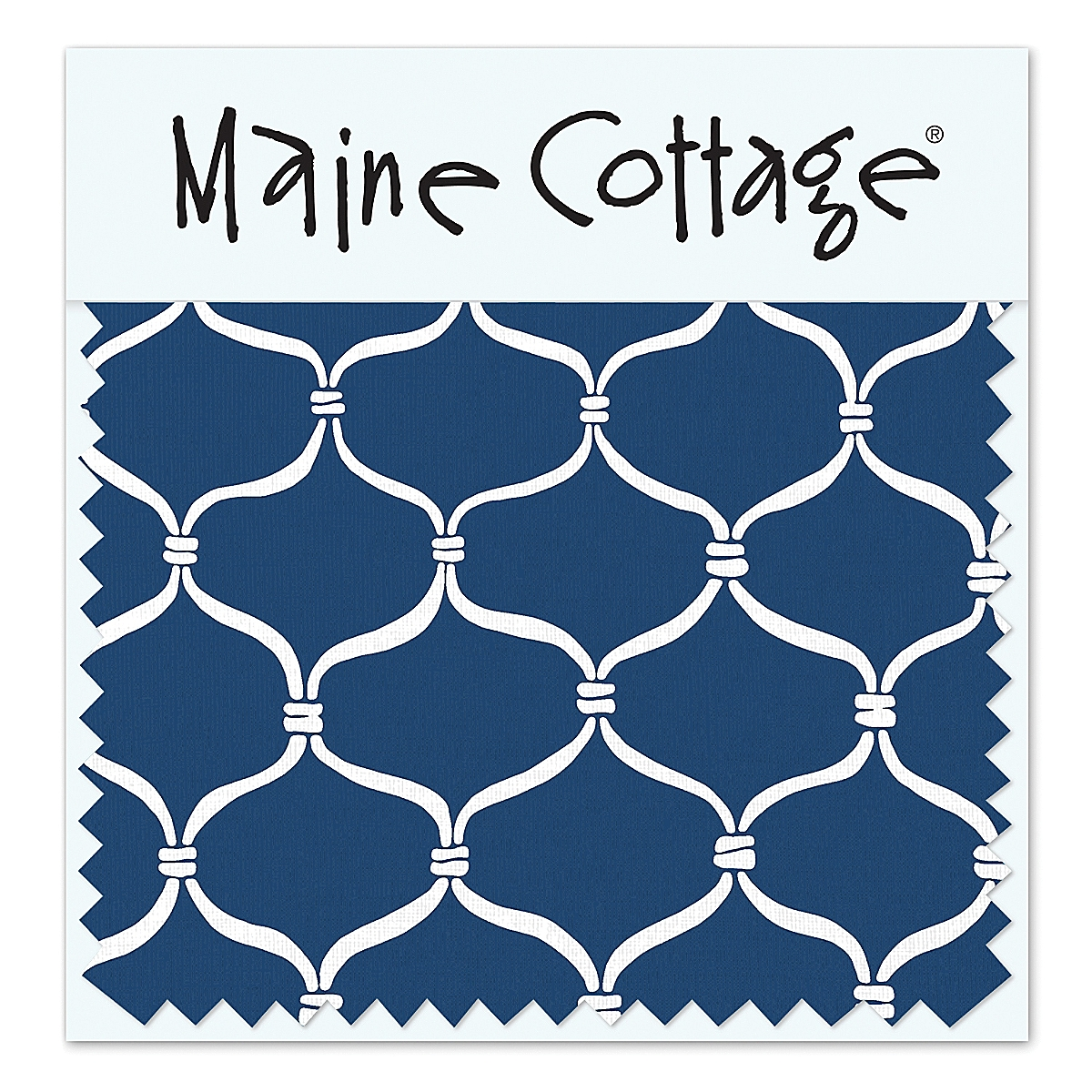 Cast-a-Net: Marine (swatch card)