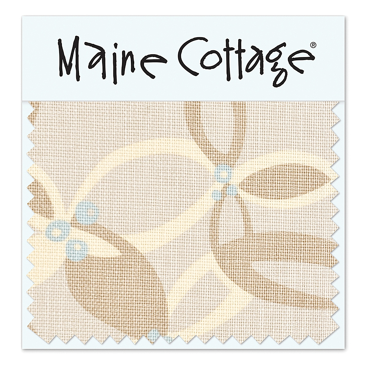 Gimme-A-Ring: Ivory (swatch card)