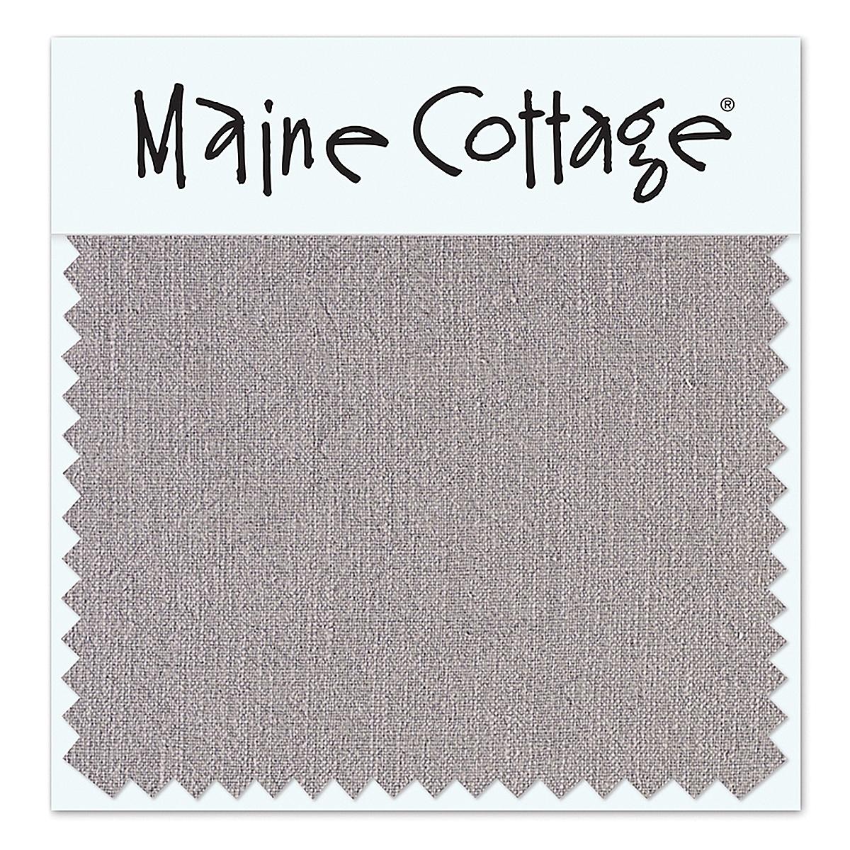 Laid-Back Linen: Slate (swatch card)