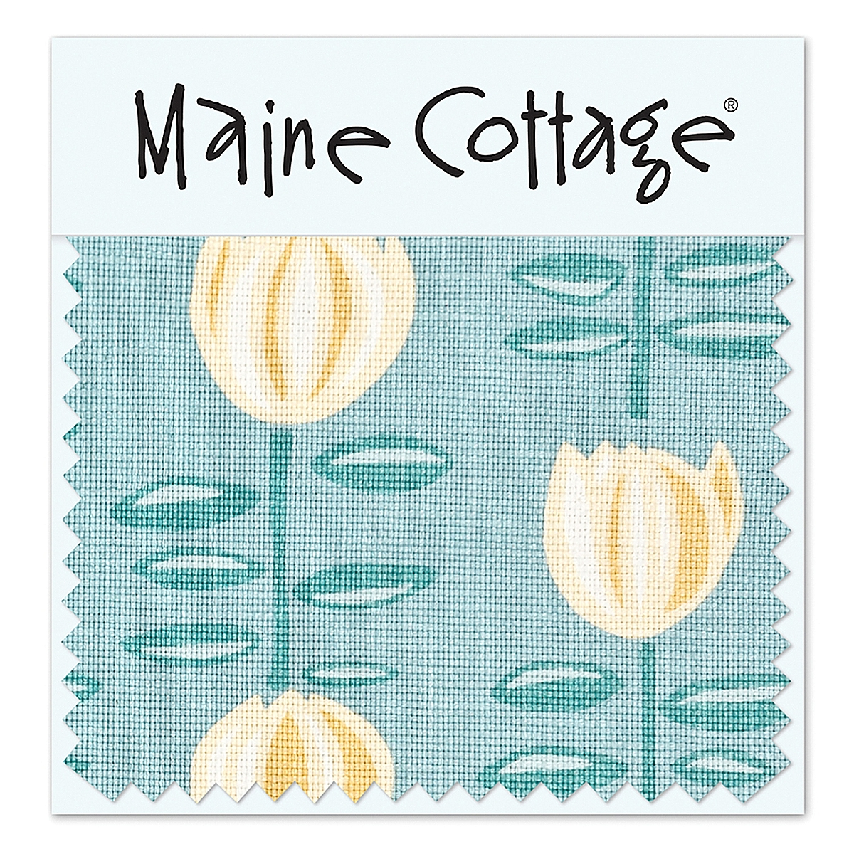 Mayflower: Porch (swatch card)