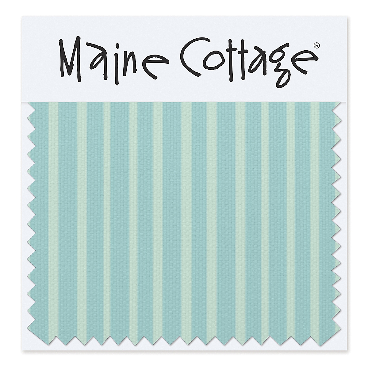 Stripe Tease: Porch (swatch card)