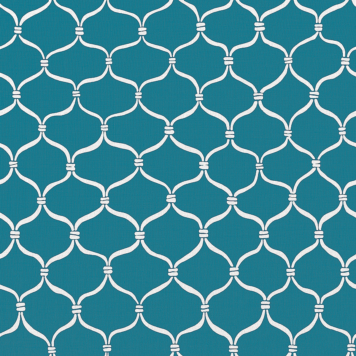 Cast-a-Net: Lagoon (fabric yardage)