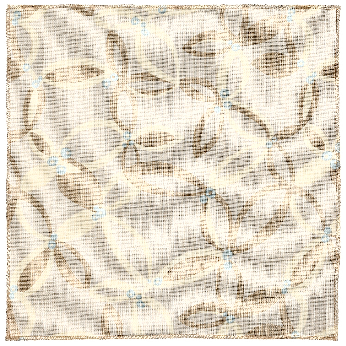 Gimme-A-Ring: Ivory (fabric yardage)