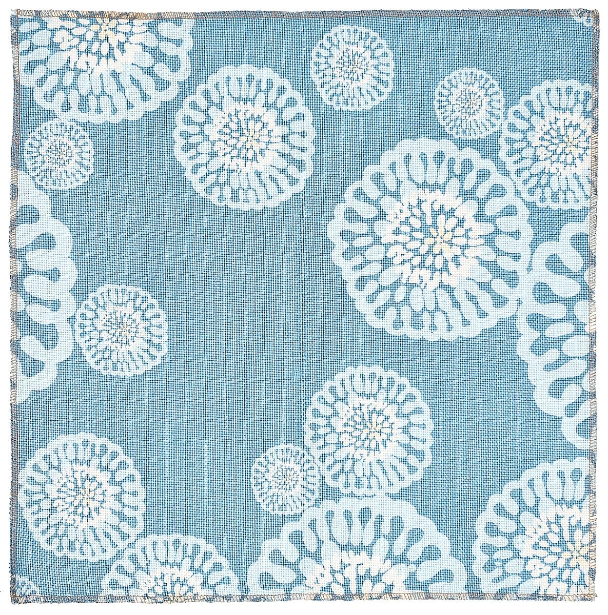 Grand Mum: True Blue (fabric yardage)
