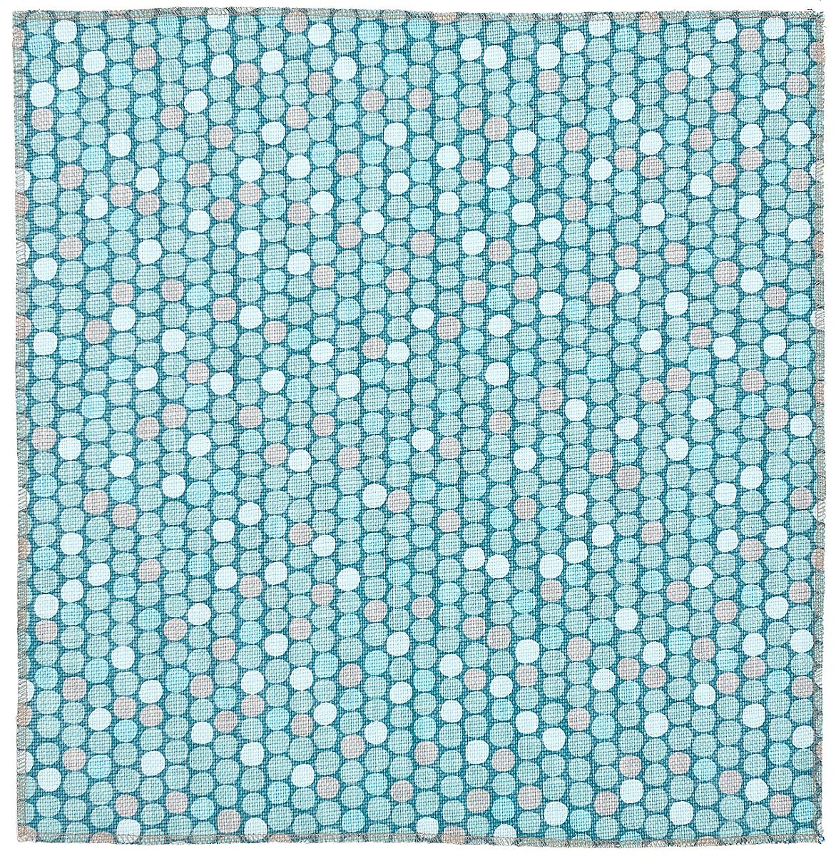 Lotsa Dots: Lagoon (fabric yardage)