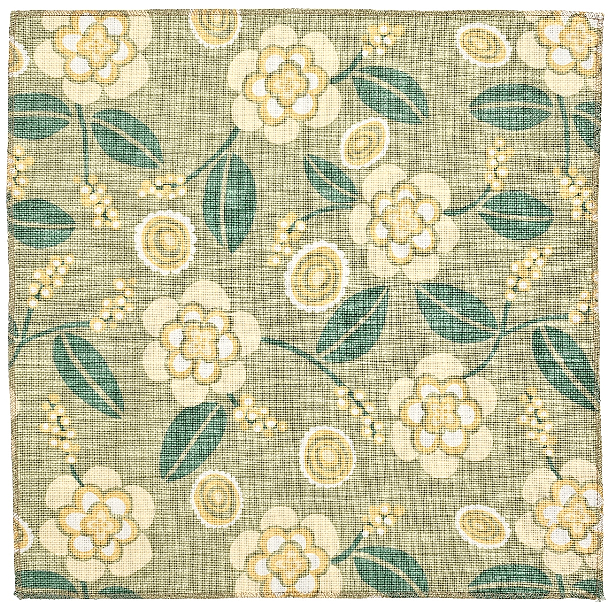 Rambler: Pear (fabric yardage)