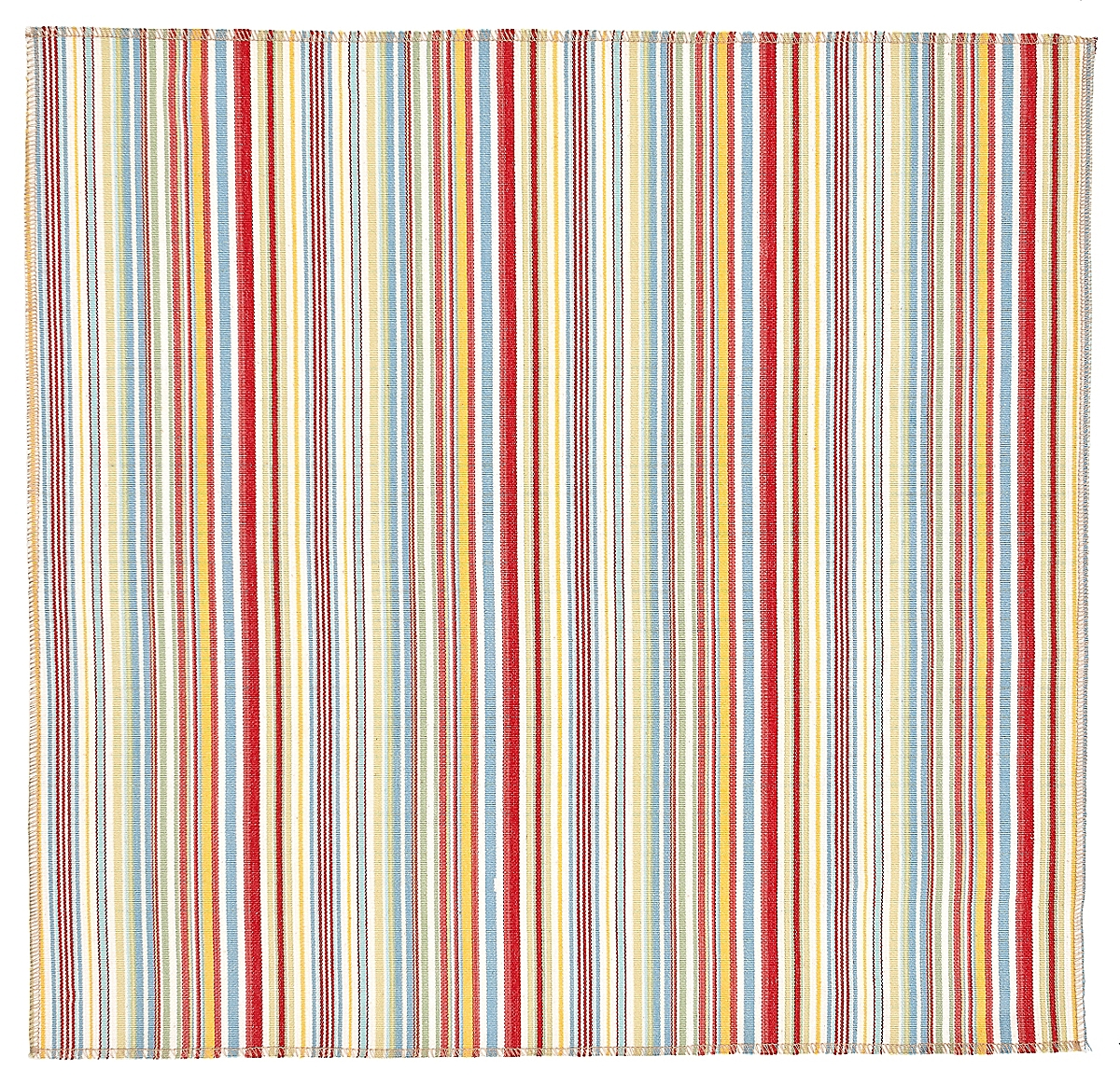 Sassy Stripes: Tomato (fabric yardage)