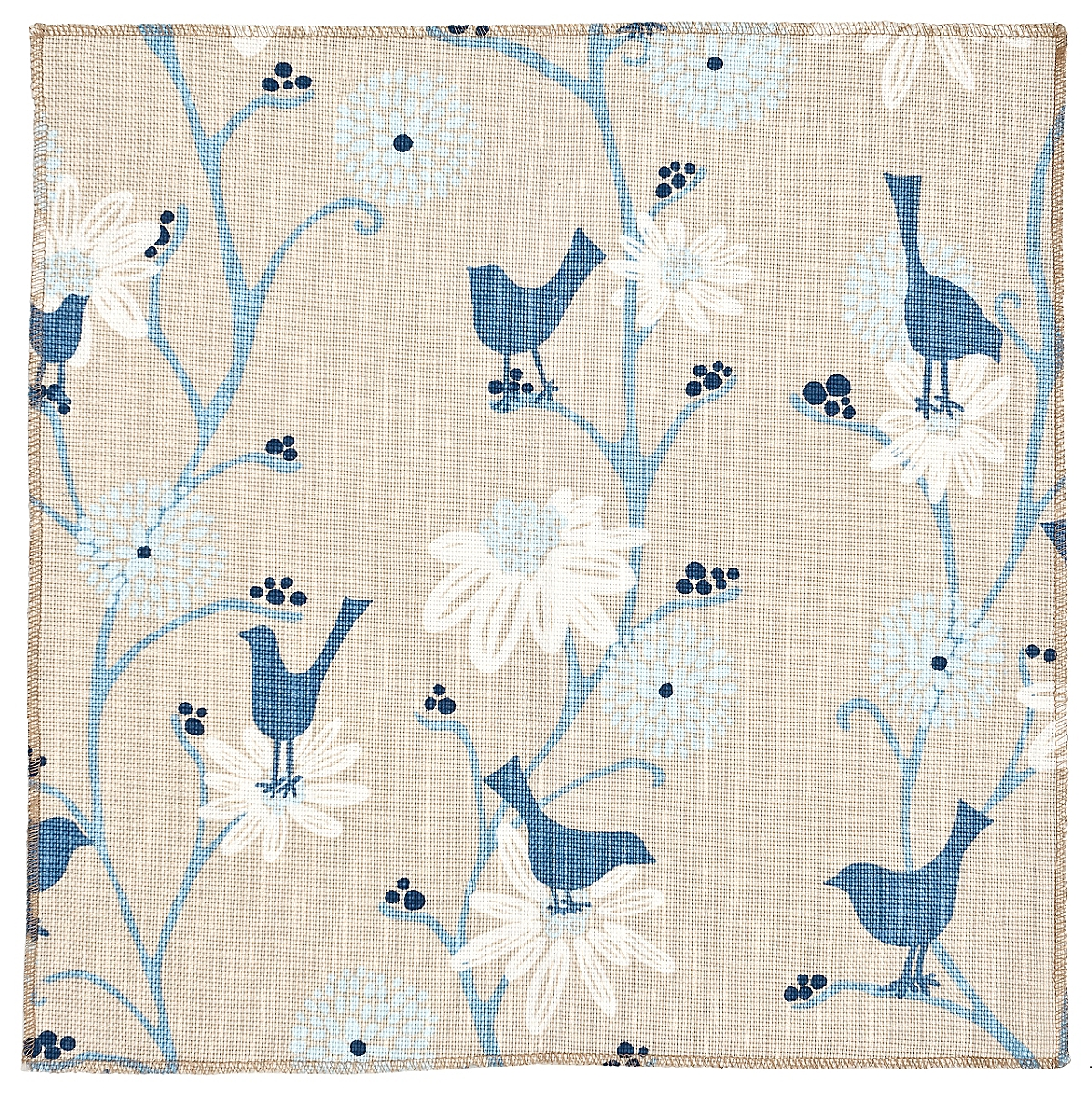Tweet Suite: Ivory (fabric yardage)
