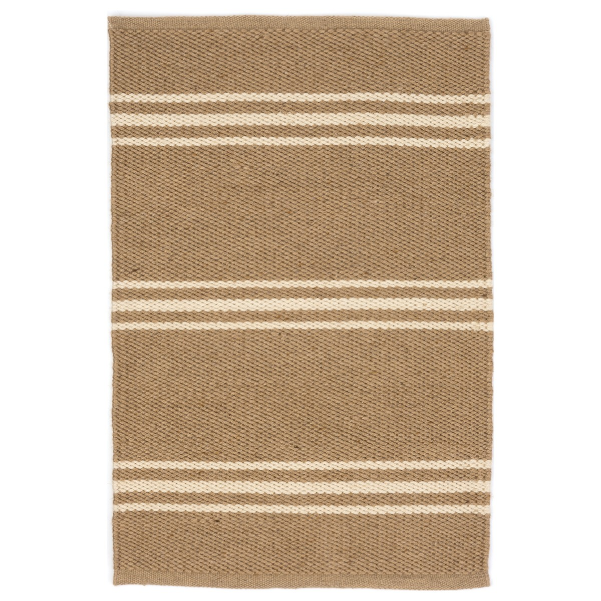 Lexington Indoor/Outdoor Rug - Camel and Ivory