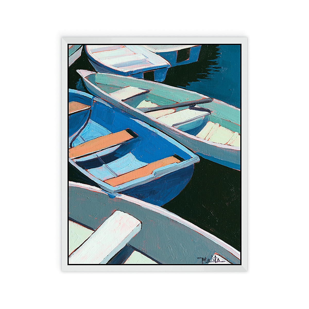 Boat Rows