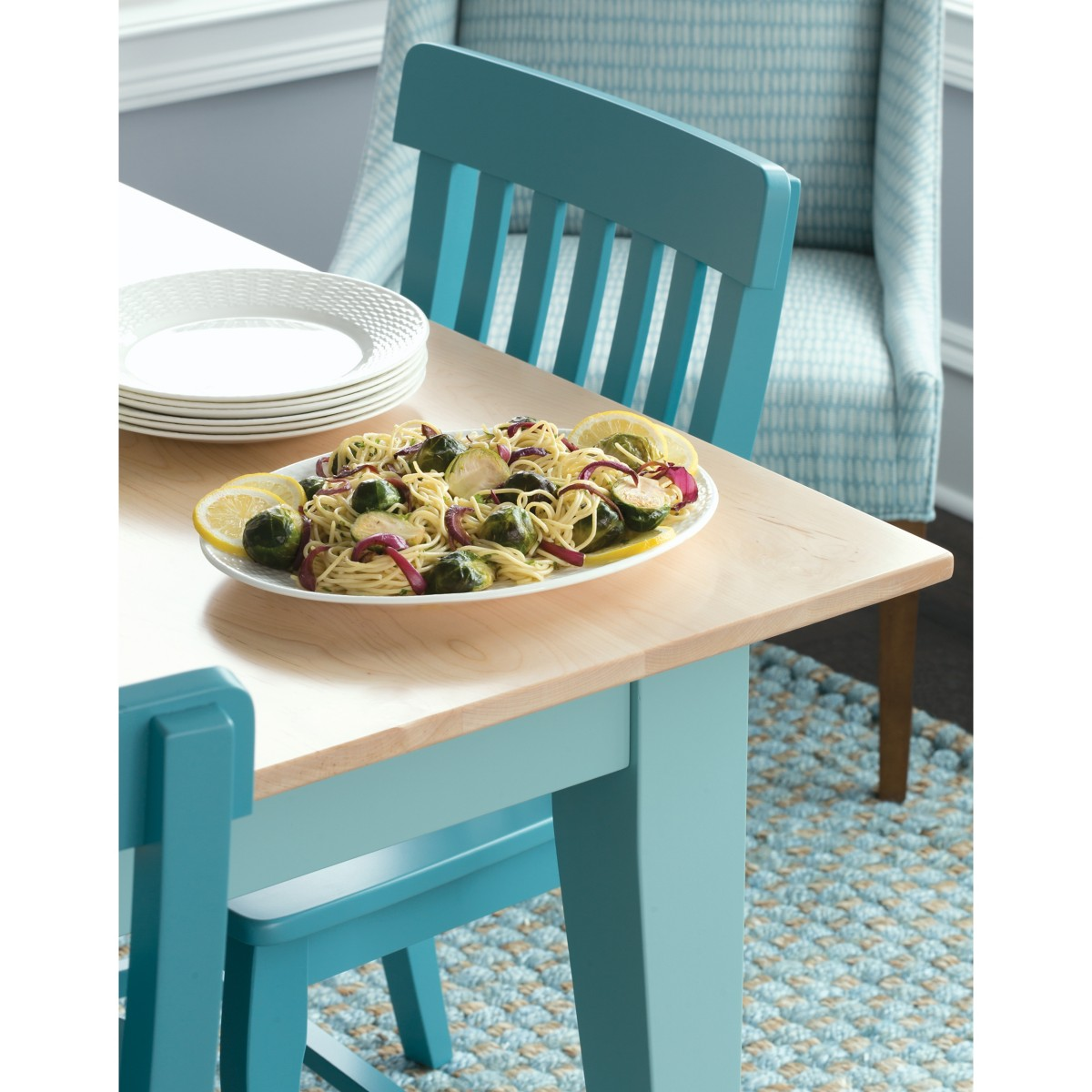 Margate Extension Dining Table - Cherry Top