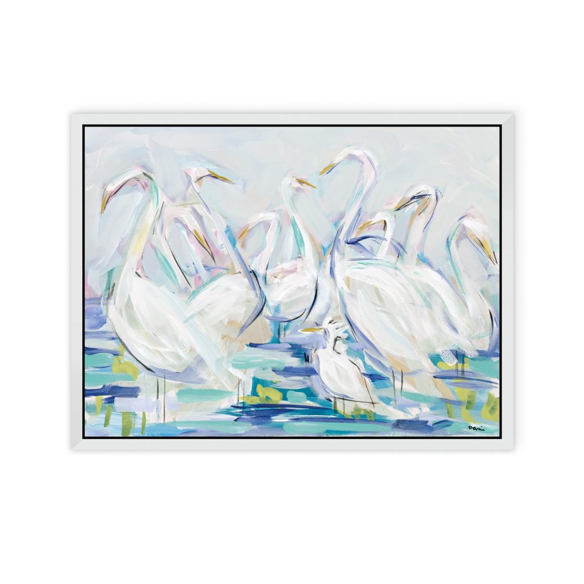 Egrets Five