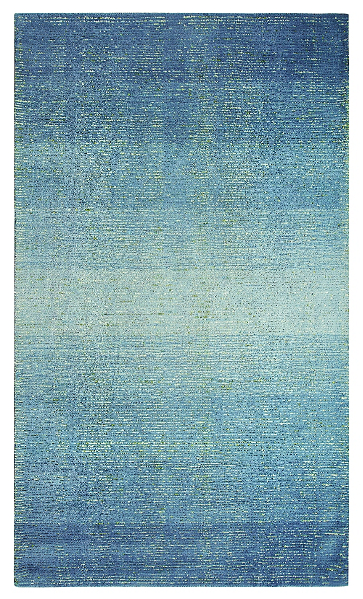 Sari Stripe Blue Rug