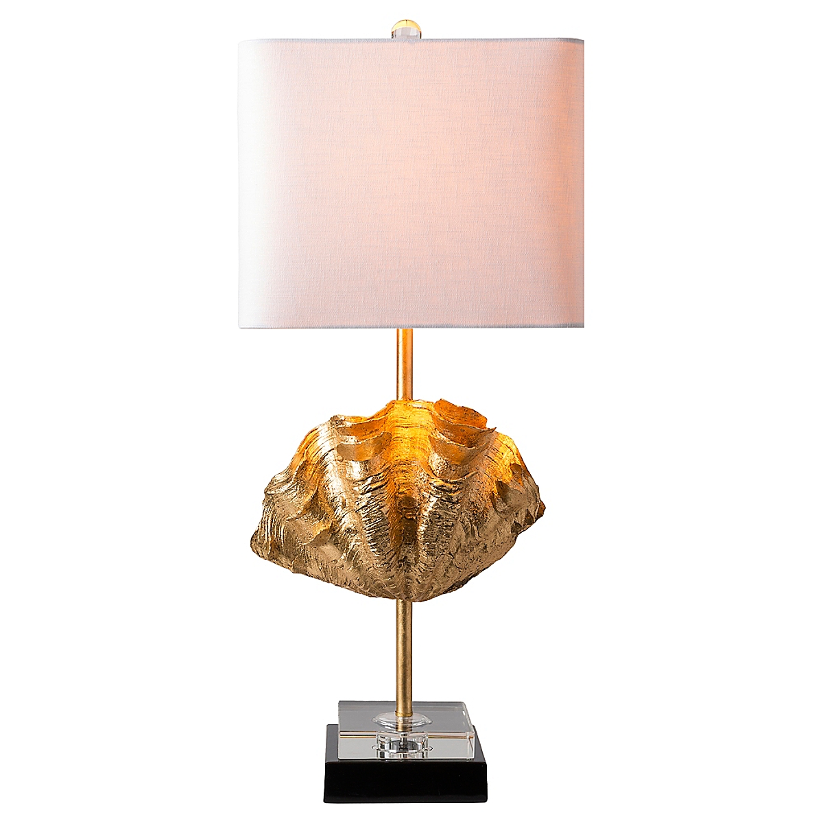 Scully Table Lamp - Gold