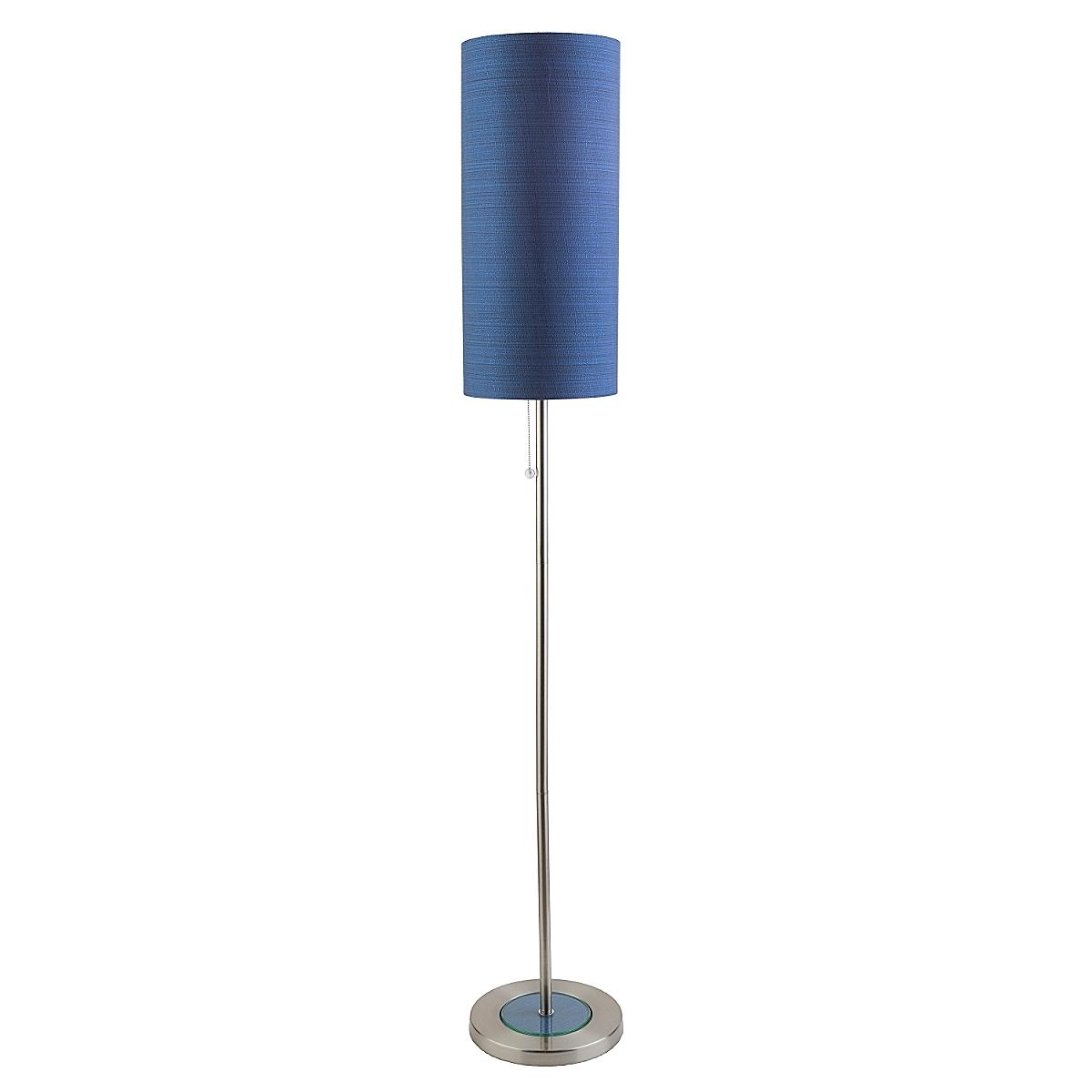 Amaya Floor Lamp - Blue