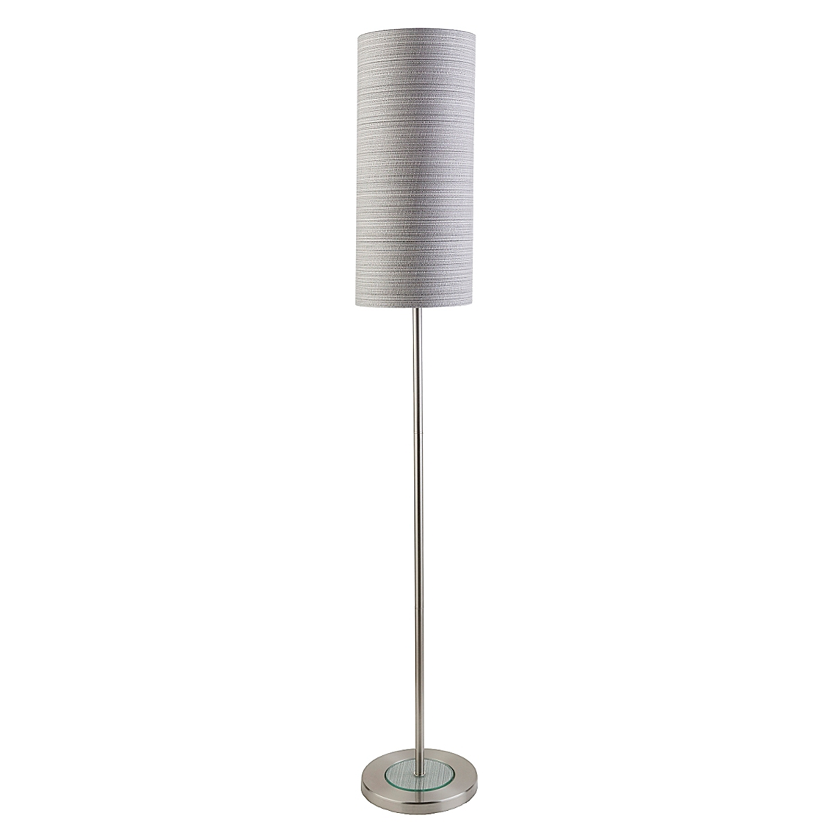 Amaya Floor Lamp - Gray