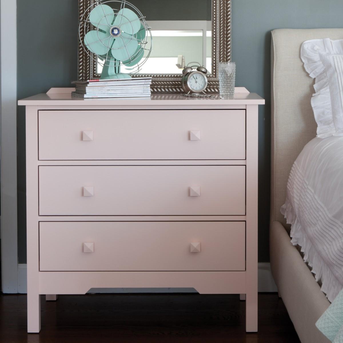 Bay 3-Drawer Dresser