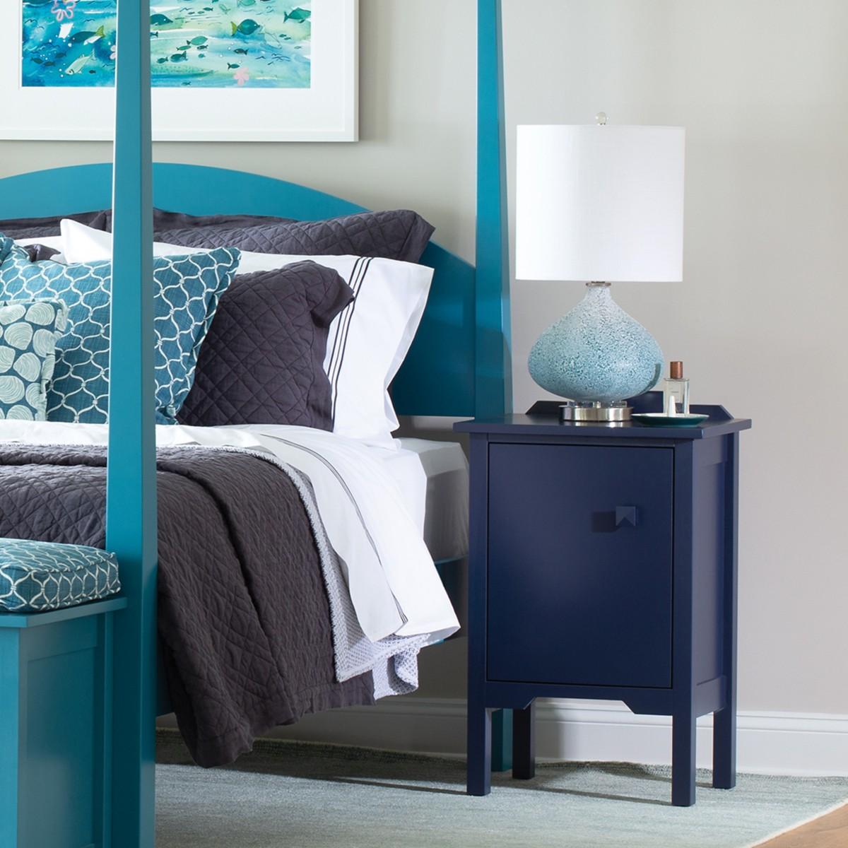 Bay Bedside Cabinet