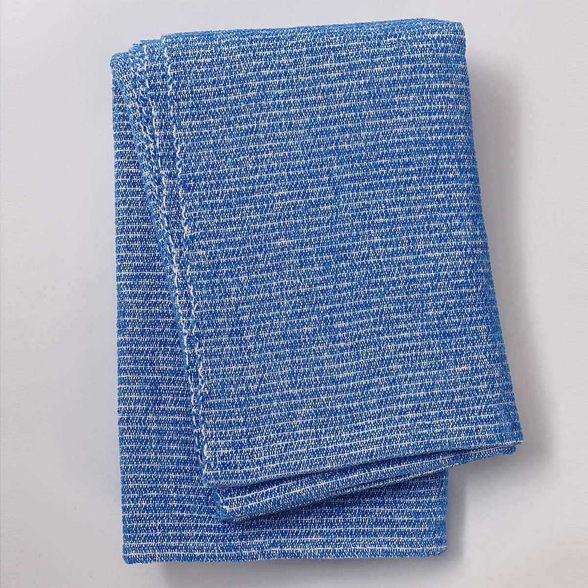 Beach Blanket Throw China Blue