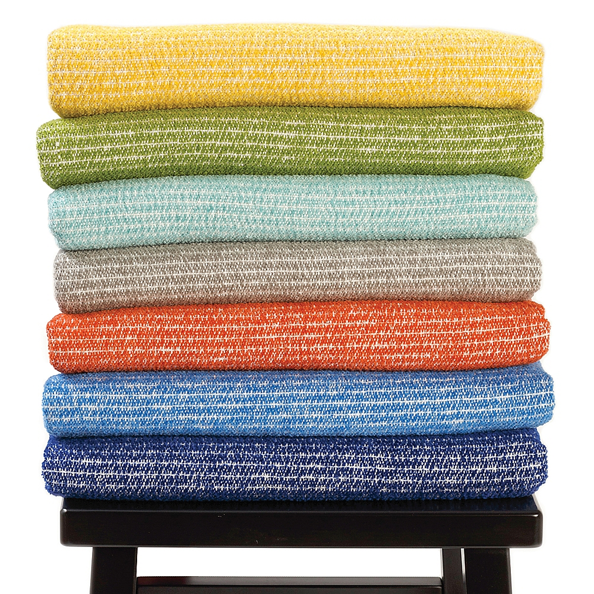 Beach Blanket Throw Oyster