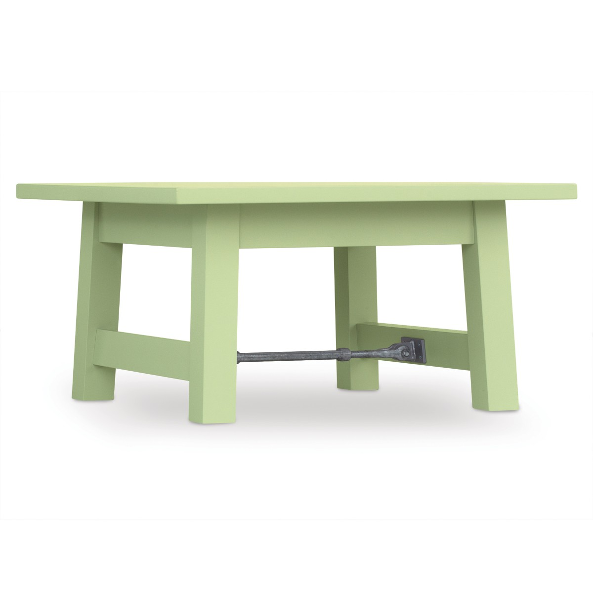 Cable Lock Coffee Table