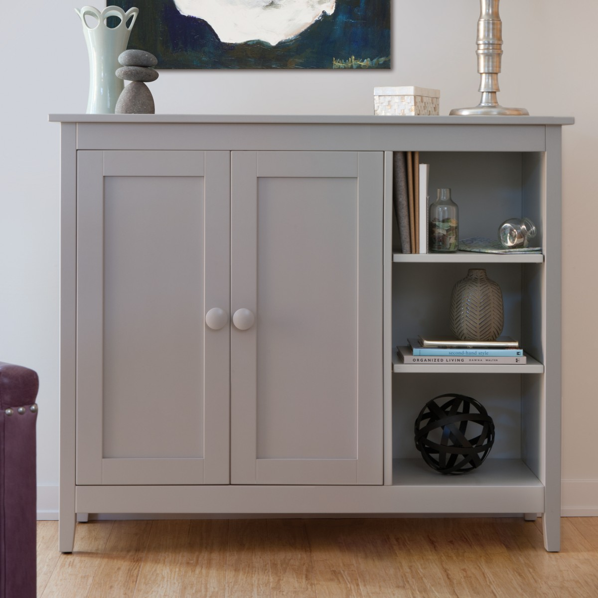 Studio 3b Storage Cart 3 Drawer Home Logic Grey Target