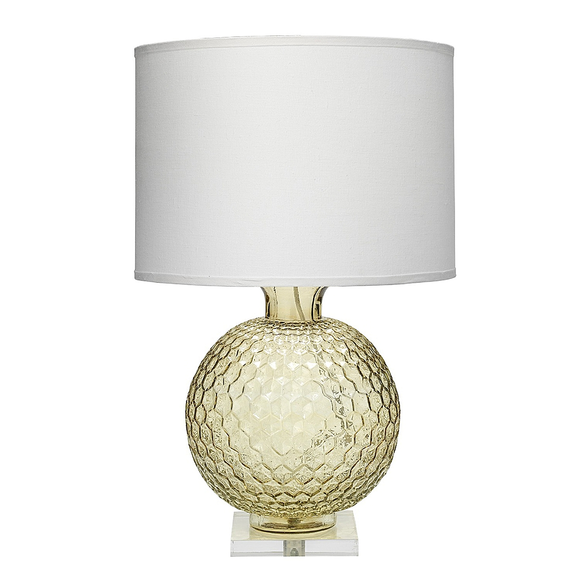 Clark Table Lamp - Taupe