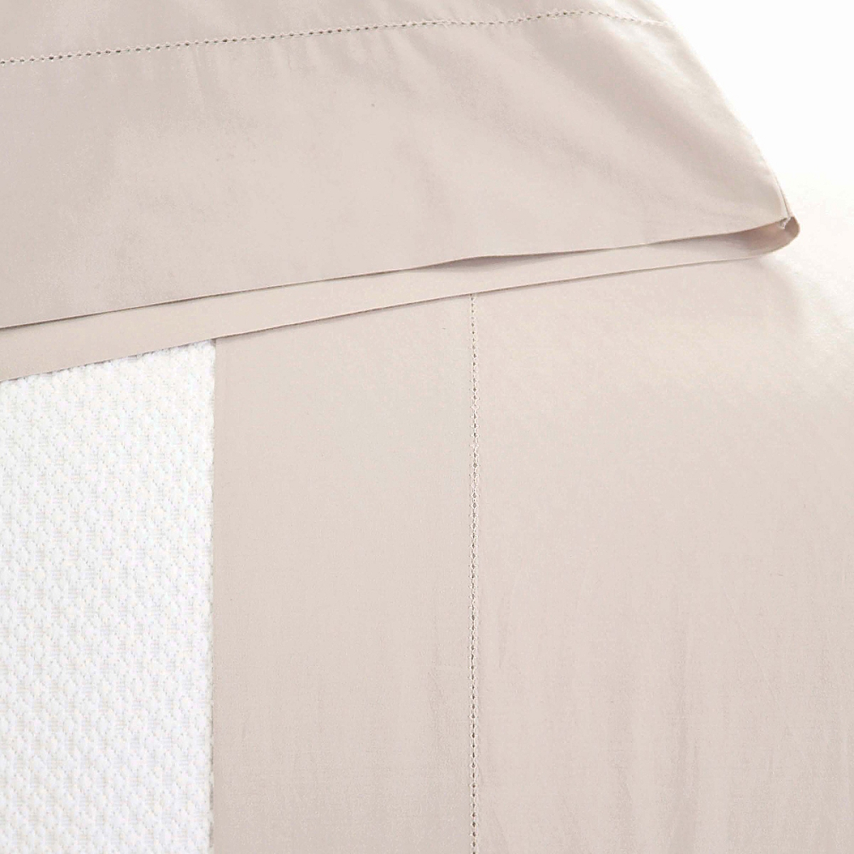Classic Hemstitch Sheet Set Natural