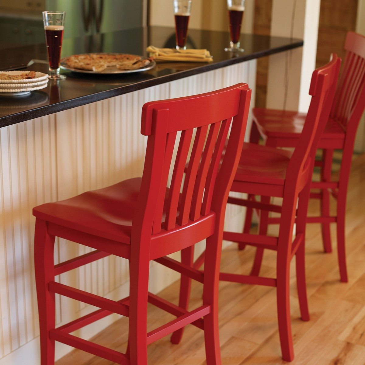 cokie counter stool by maine cottage  where color lives - cokie counter stool