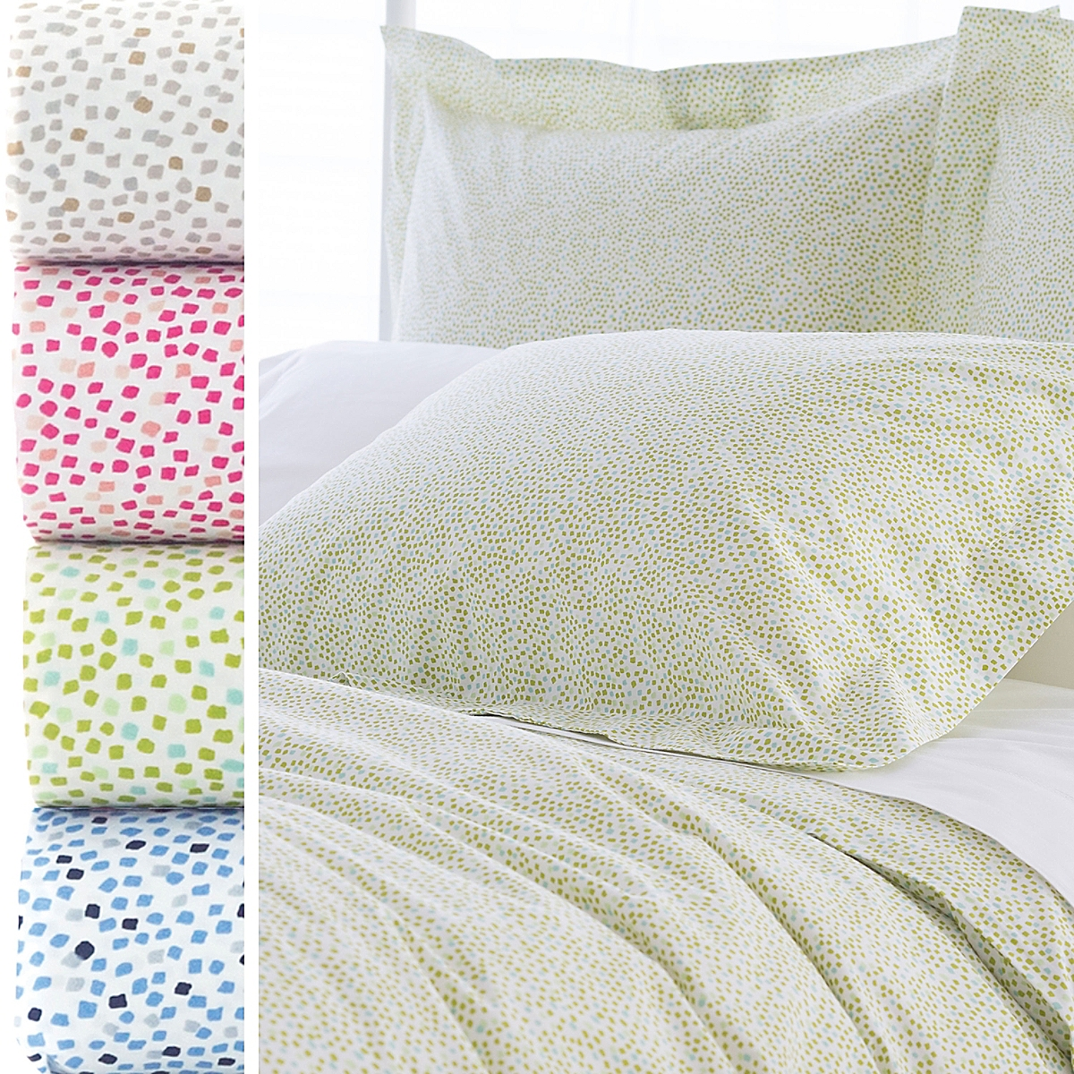 Confetti Duvet Cover and Sham