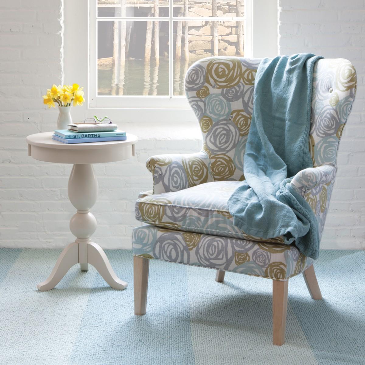 Wingback Chair Eloise Wingback Chair Maine Cottagear