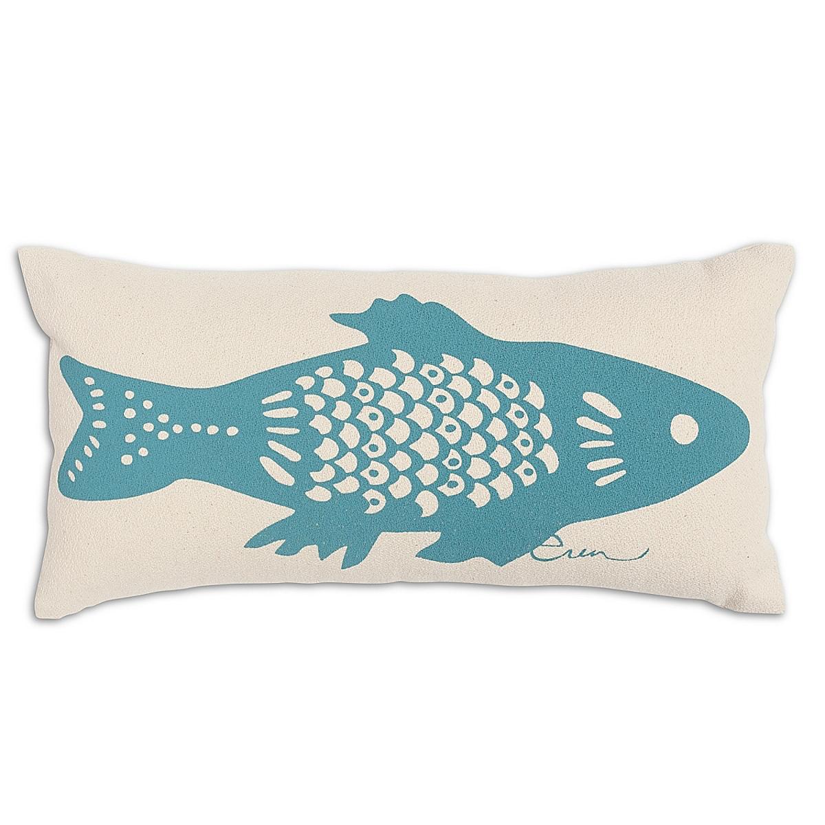 """10"""" x 20"""" - Cod Pillow: Surf"""