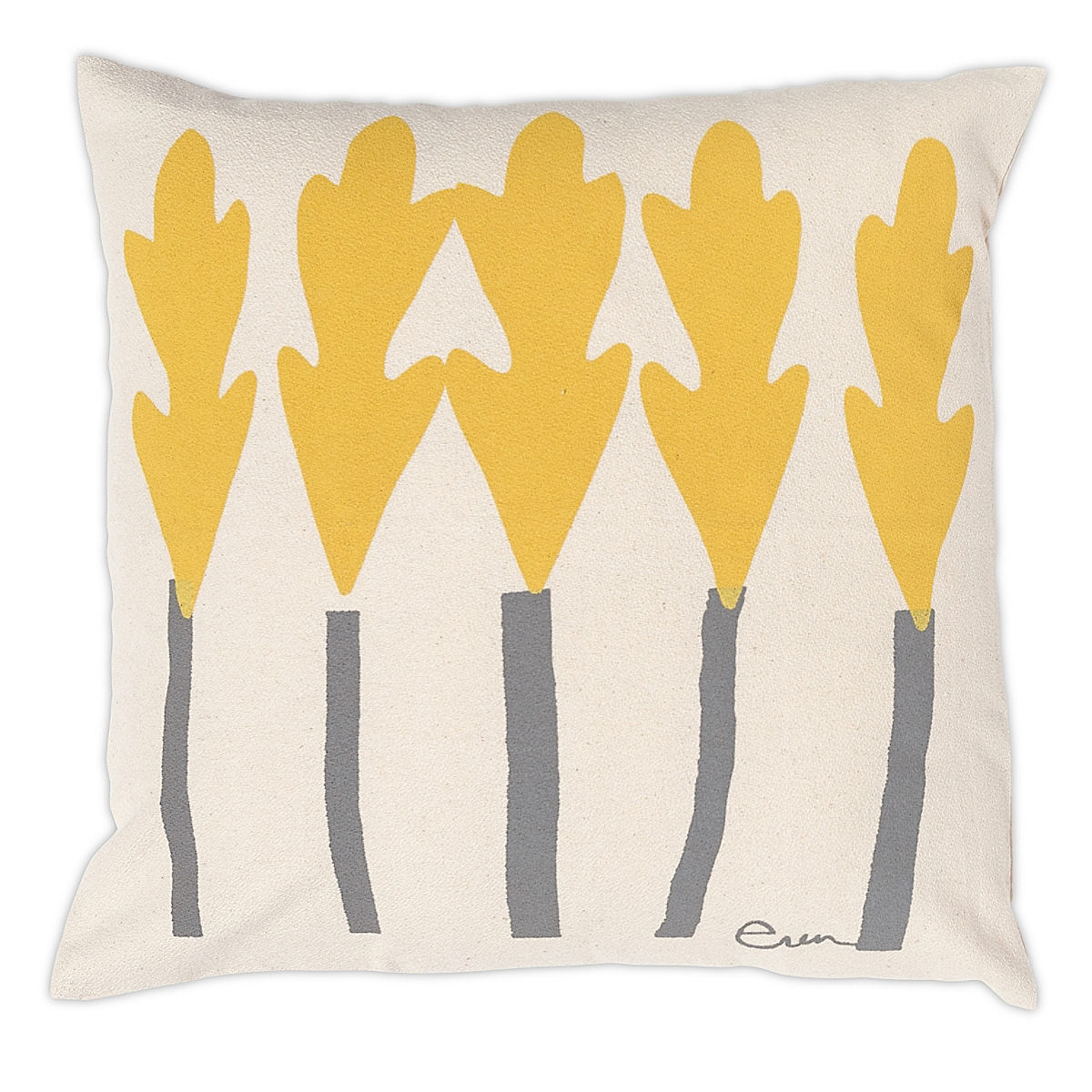 "20"" x 20"" - Trees Pillow: Bumble & Surf"