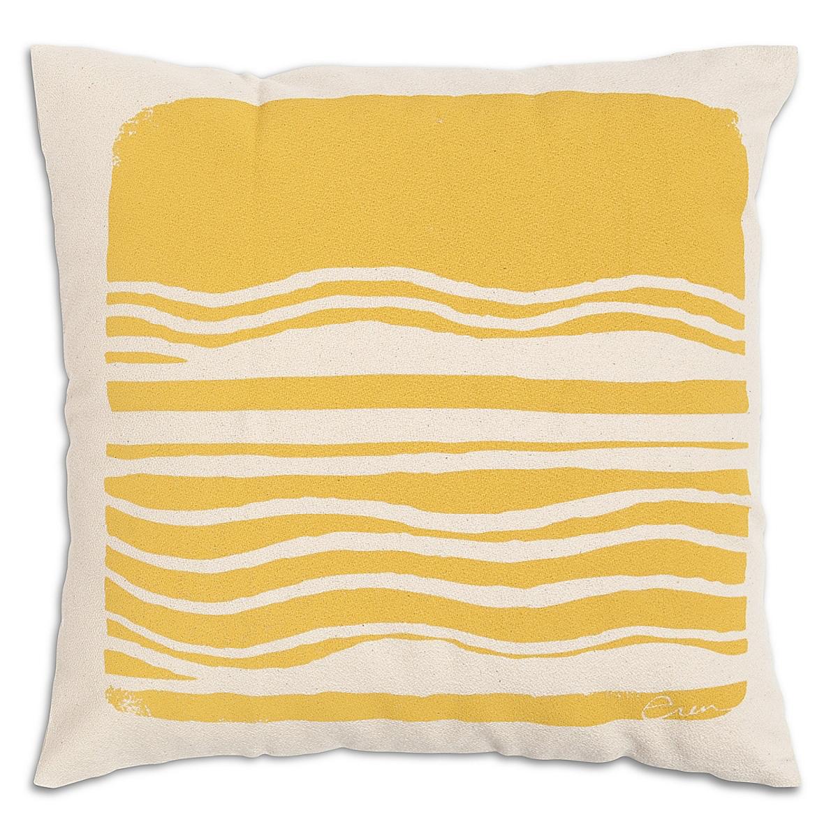 """20"""" x 20"""" - Wave Pillow: Bumble"""