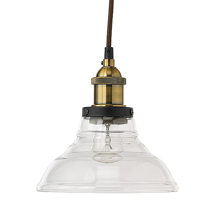 Factory Bell Pendant