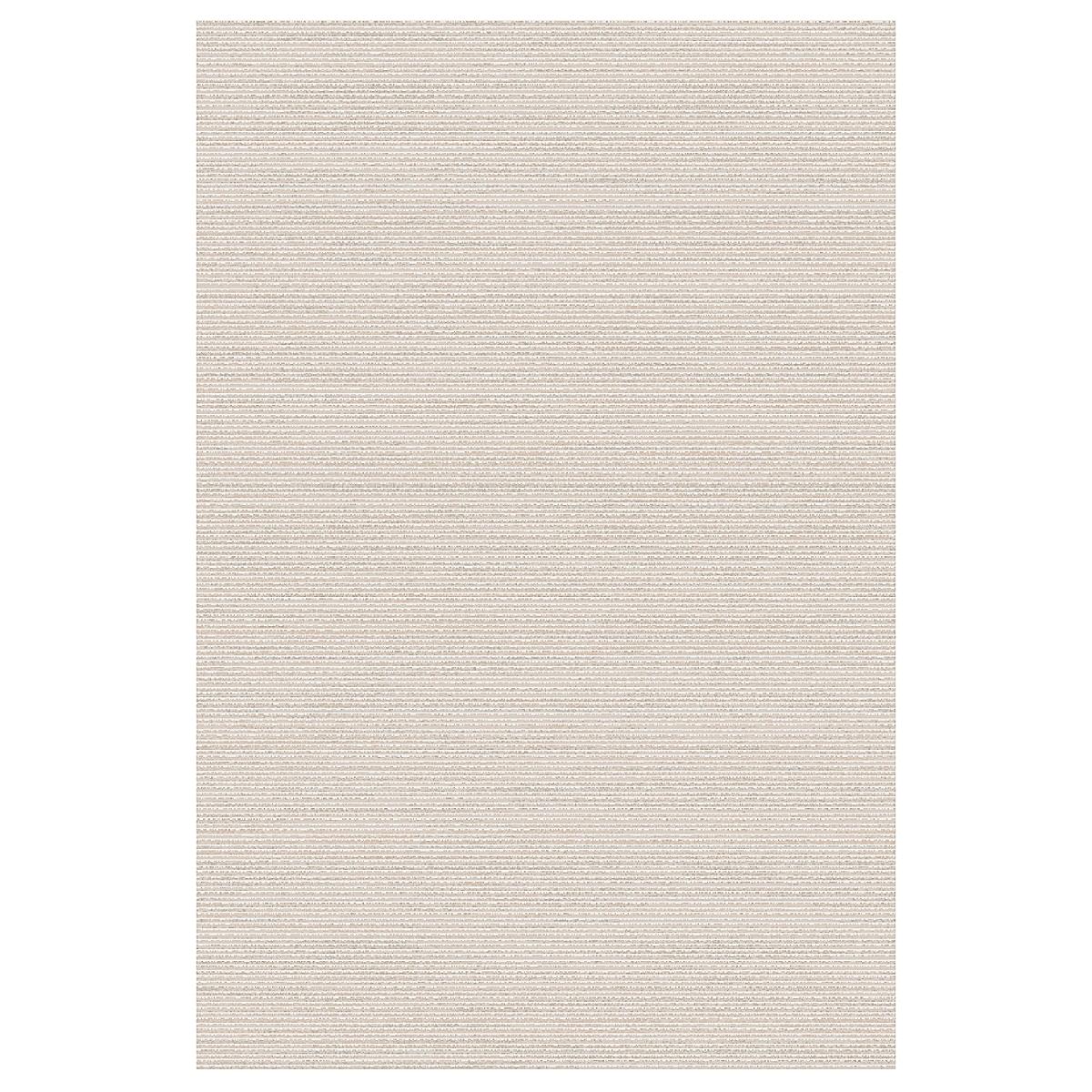 Harmony Stripe Rug: Ivory