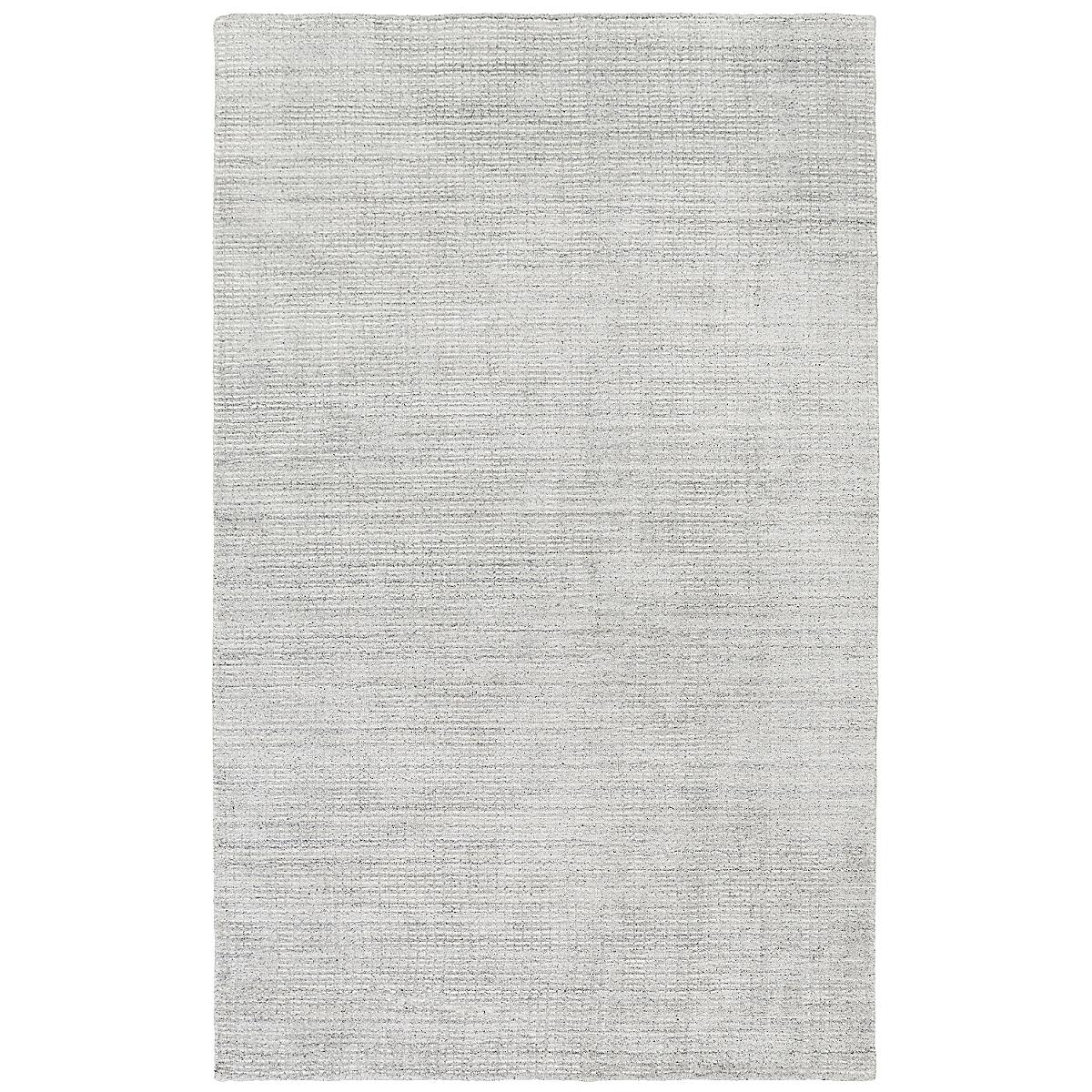 Harmony Stripe Rug: Oyster