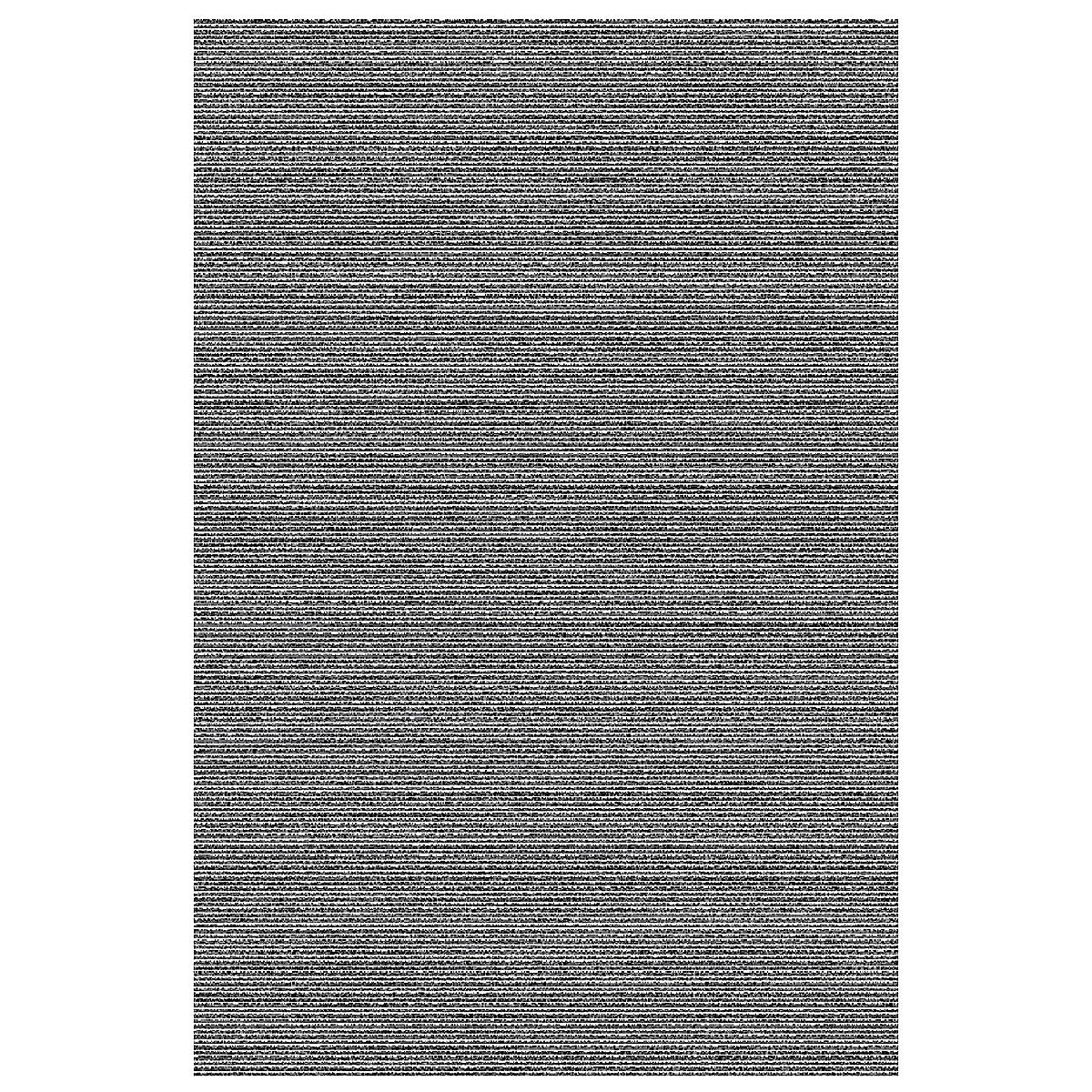 Harmony Stripe Rug: Slate