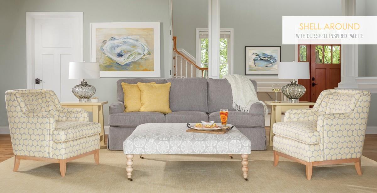 Maine Cottage 174 Cottage Coastal Style Painted Solid Wood Furniture