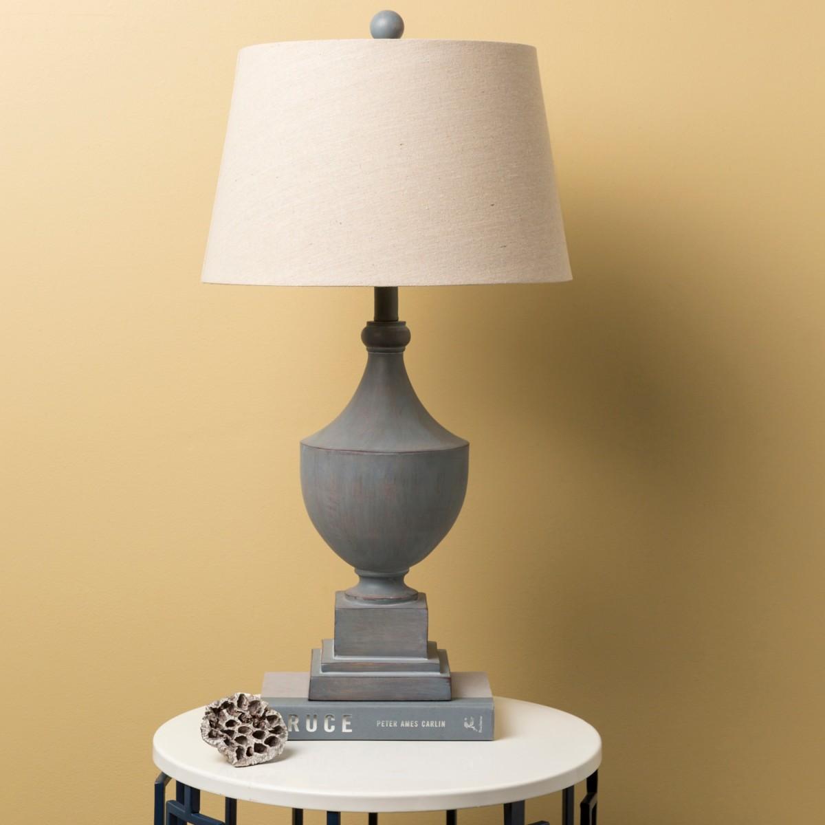 Irma Table Lamp - Gray
