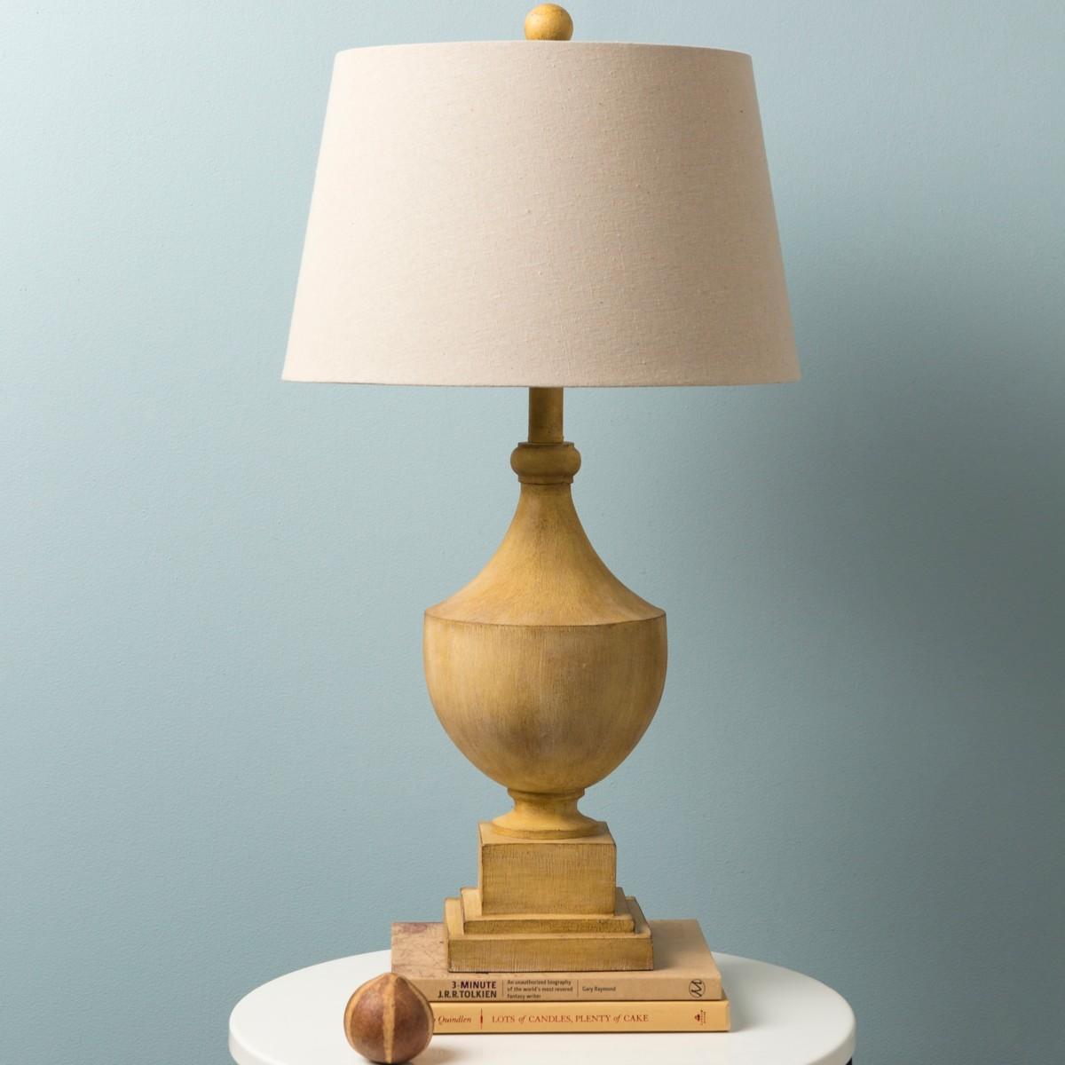 Irma Table Lamp - Yellow