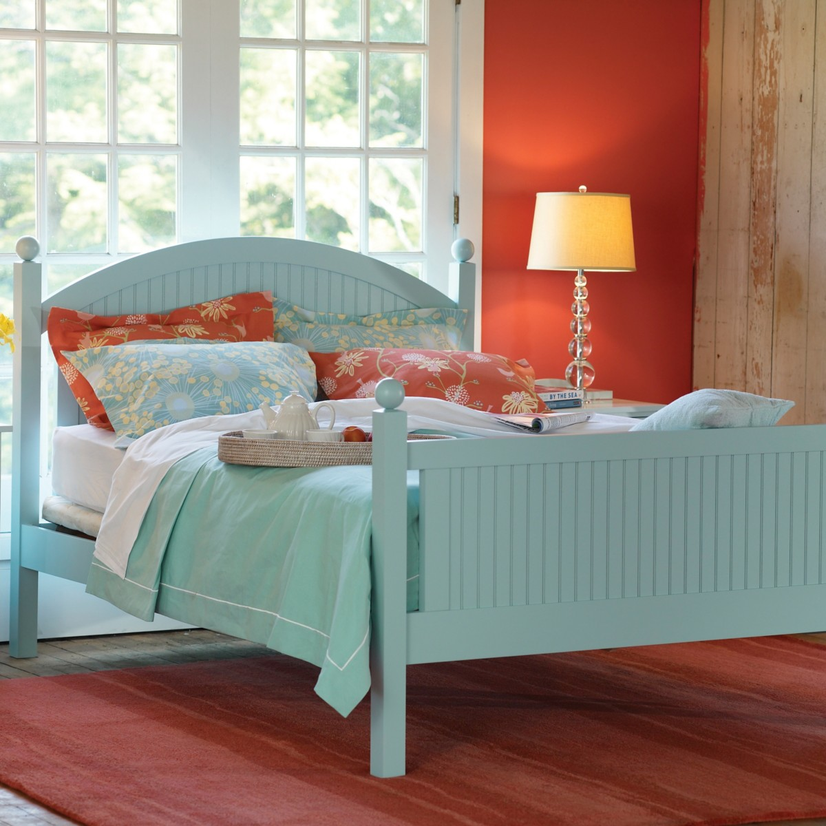 Maine Bedroom Furniture Island Bed By Maine Cottage Where Color Lives