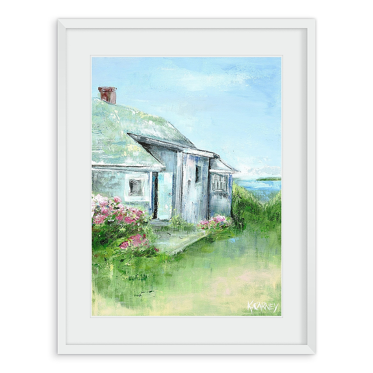 Crooked Little Cottage
