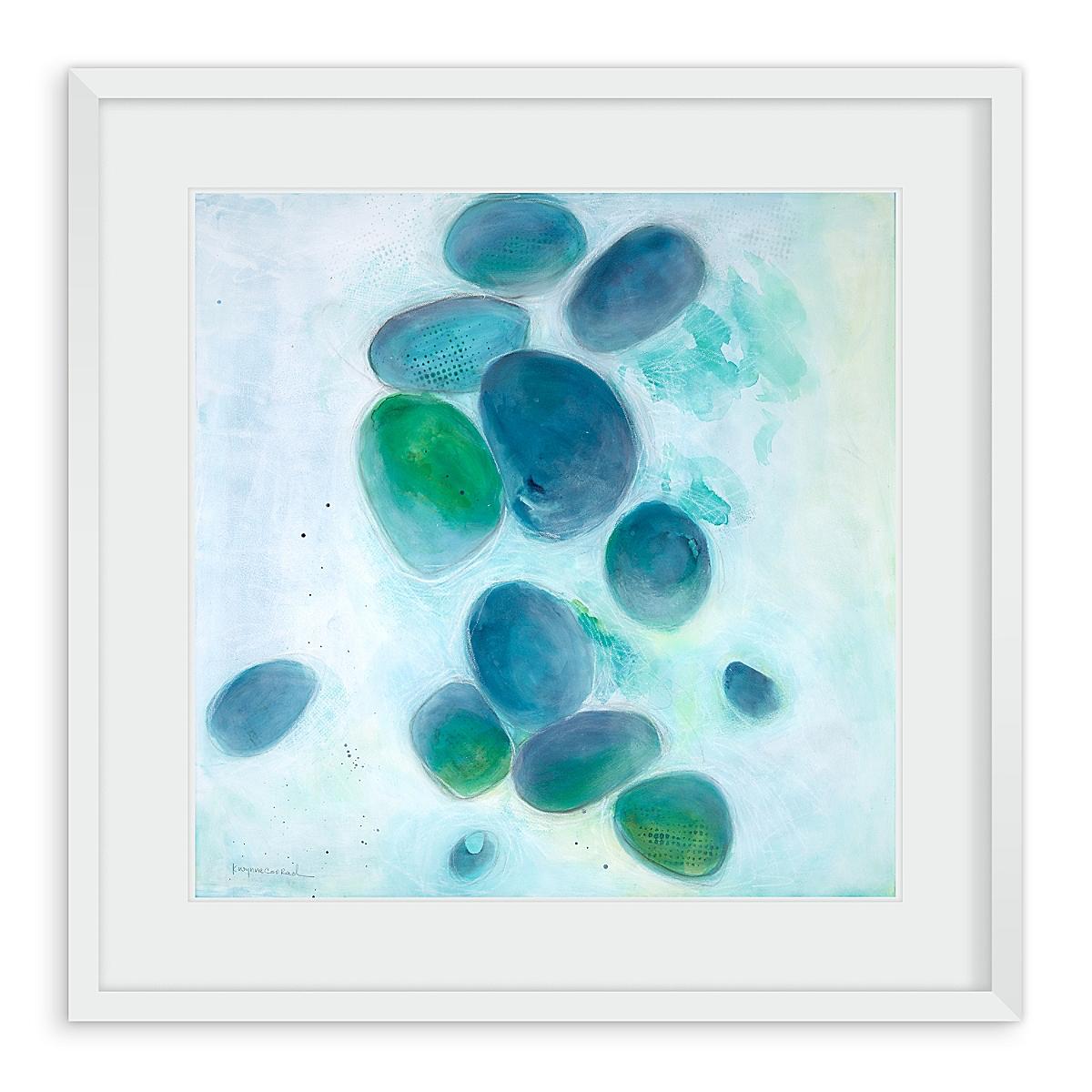 Winter Seaglass (bluegreen)