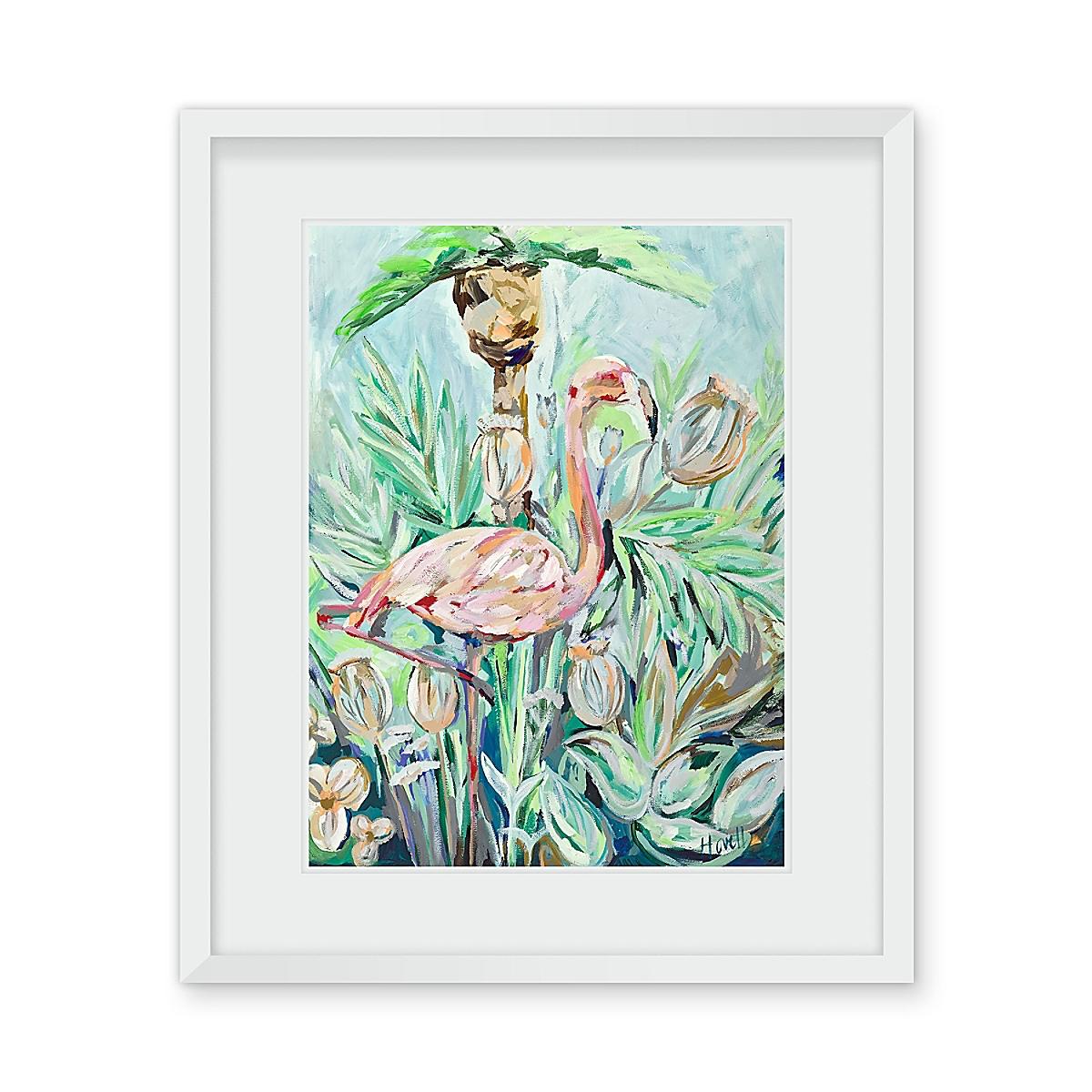 Flamingo Folliage