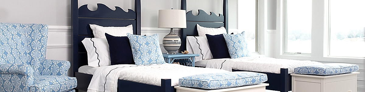 Maine Cottage Coastal Style Painted Wood Bedroom Furniture Is American Made And Handcrafted From The Finest Solid Wood Our Beds Achieve A Contemporary